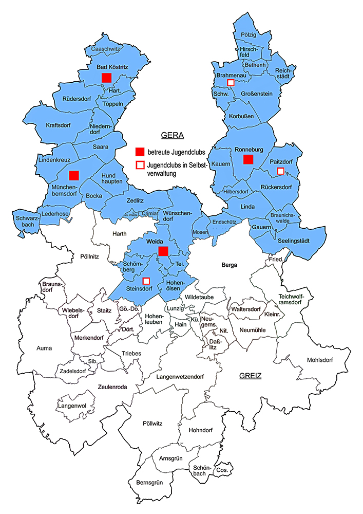 Sozialraum Nord (LK Greiz)
