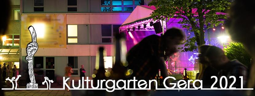 Kulturgarten Gera 2021