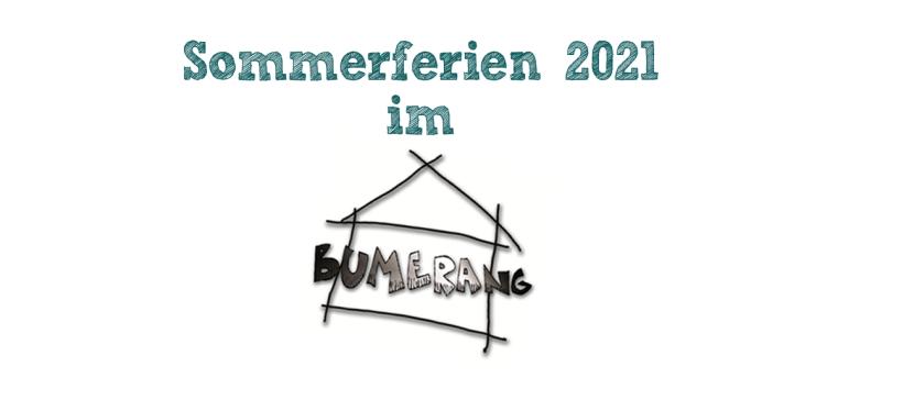 Sommerferienprogramm 2021 imBumerang