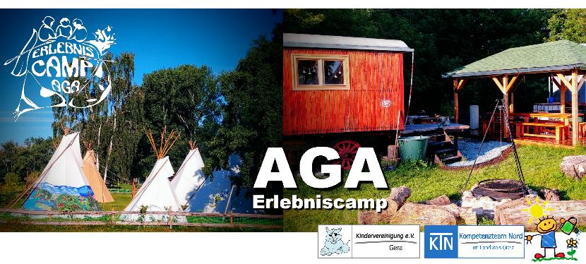 Erlebniscamp Aga 2022